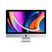 "Immagine di iMac 68,6 cm (27"") 5120 x 2880 Pixel Intel® Core™ i5 di decima generazione 8 GB DDR4-SDRAM 256 GB SSD AMD Radeon Pro 5300 Wi-Fi 5 (802.11ac) Argento PC All-in-one macOS Catalina 10.15"