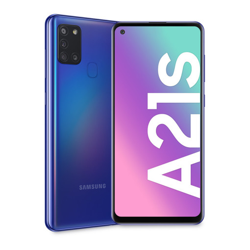 GALAXY A21S BLUE 4+128