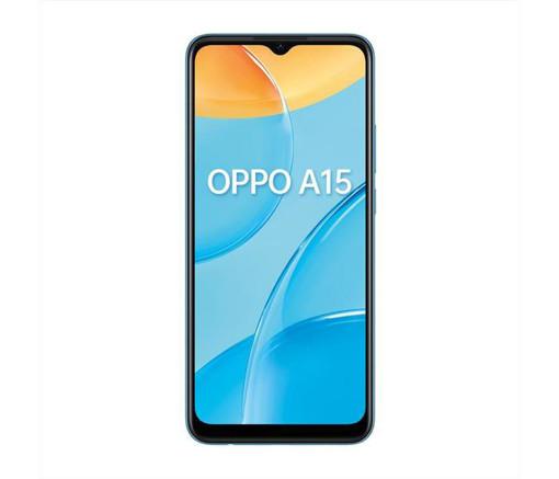 """Immagine di Oppo A15 16,6 cm (6.52"""") Doppia SIM Android 10.0 4G 2 GB 32 GB 4230 mAh Blu"""