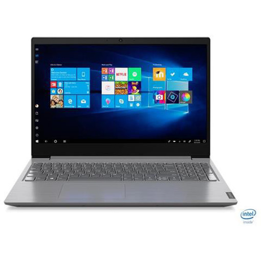 """Immagine di Lenovo V V15 Computer portatile 39,6 cm (15.6"""") 1920 x 1080 Pixel Intel® Core™ i7 di decima generazione 8 GB DDR4-SDRAM 512 GB SSD Wi-Fi 5 (802.11ac) Windows 10 Pro Grigio"""