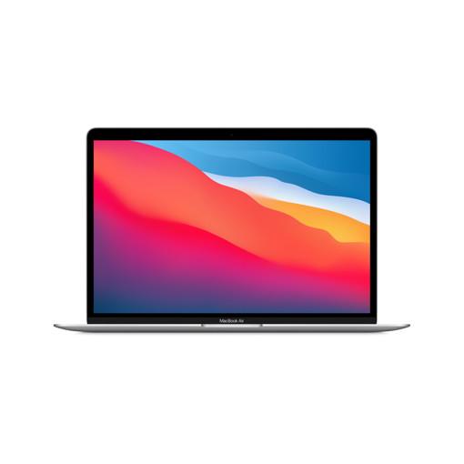 "Apple MacBook Air 13"" (Chip M1 con GPU 7-core, 256GB SSD, 8GB RAM) - Argento (2020)"