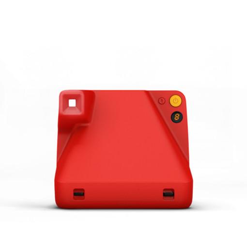 Polaroid Now Rosso, Bianco