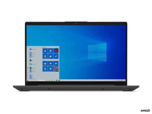 "Lenovo IdeaPad 5 Computer portatile 35,6 cm (14"") 1920 x 1080 Pixel AMD Ryzen 7 8 GB DDR4-SDRAM 512 GB SSD Wi-Fi 6 (802.11ax) Windows 10 Home Grafite, Grigio"