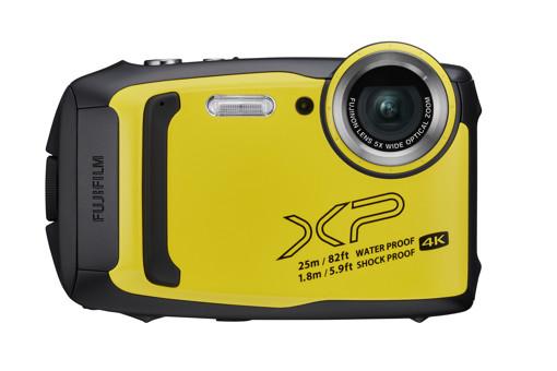 """Fujifilm FinePix XP140 1/2.3"""" Fotocamera compatta 16,4 MP CMOS 4608 x 3456 Pixel Nero, Giallo"""