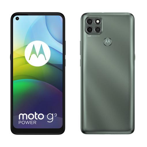 "Motorola moto g9 power 17,3 cm (6.8"") Doppia SIM Android 10.0 4G USB tipo-C 4 GB 128 GB 6000 mAh Verde"