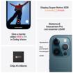 Apple iPhone 12 Pro Max 128GB - Blu Pacifico