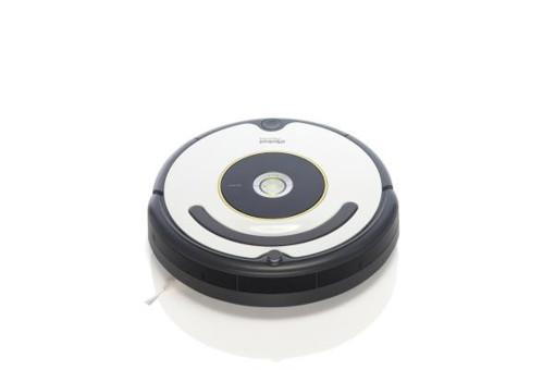 iRobot Roomba 616 aspirapolvere robot Nero, Argento