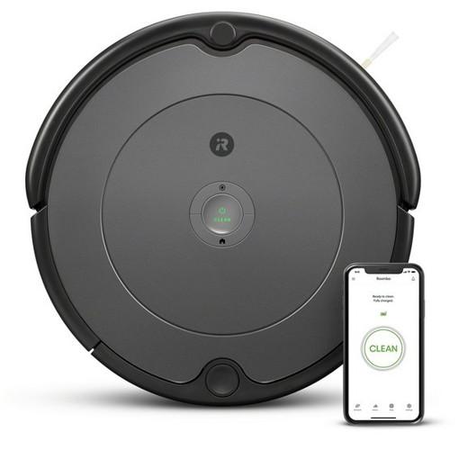 iRobot Roomba 697 aspirapolvere robot 0,6 L Senza sacchetto Nero, Grigio