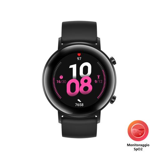 "Huawei WATCH GT 2 3,05 cm (1.2"") 42 mm AMOLED Nero GPS (satellitare)"
