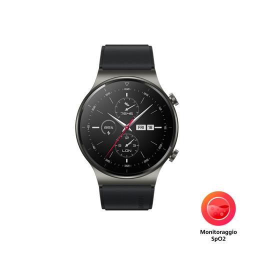 "Huawei WATCH GT 2 Pro 3,53 cm (1.39"") AMOLED Nero GPS (satellitare)"