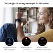 Samsung Galaxy Watch3 Smartwatch Bluetooth, cassa 45mm acciaio, cinturino pelle, Saturimetro, Rilevamento cadute, Monitoraggio sport, 53,8g, Batteria 340 mAh, IP68, Mystic Black