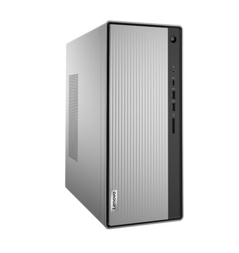 Lenovo IdeaCentre 5 i5-10400 Tower Intel® Core™ i5 di decima generazione 16 GB DDR4-SDRAM 512 GB SSD Windows 10 Home PC Grigio