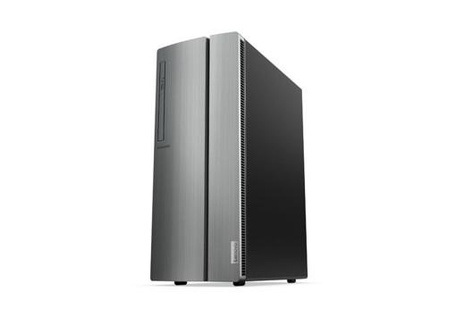 Lenovo IdeaCentre 510 i5-9400 Tower Intel® Core™ i5 di nona generazione 8 GB DDR4-SDRAM 512 GB SSD Windows 10 Home PC Nero, Argento