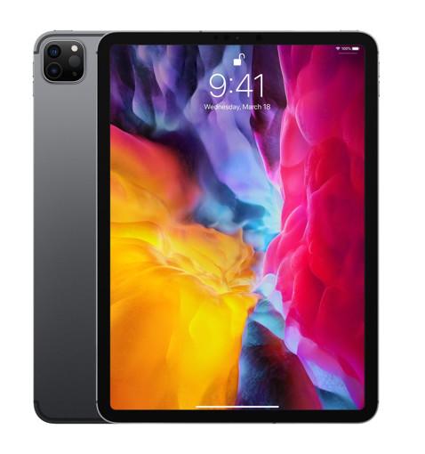 "Apple iPad Pro 11"" (seconda gen.) Wi‑Fi 512GB - Grigio siderale"