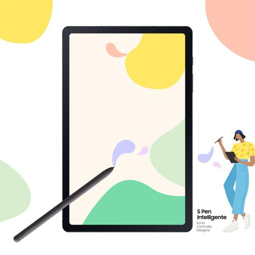 Samsung Galaxy Tab S6 Lite , Grey, 10.4, Wi-Fi 5 (802.11ac), 64GB