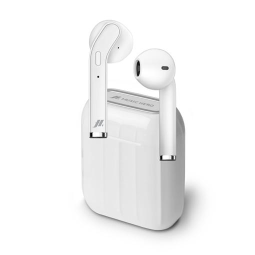 SBS Style Cuffia Auricolare Micro-USB Bluetooth Bianco