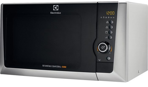 Electrolux EMS28201OS forno a microonde Superficie piana 28 L 900 W Argento