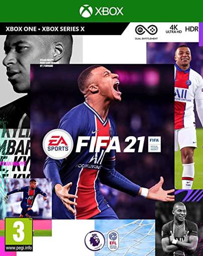 Electronic Arts FIFA 21 Basic Inglese, ITA Xbox One