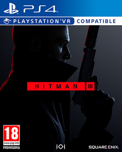 Square Enix Hitman 3, PS5 Basic Inglese, ITA PlayStation 5