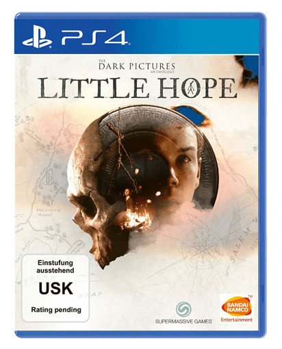 BANDAI NAMCO Entertainment The Dark Pictures: Little Hope Basic Tedesca PlayStation 4