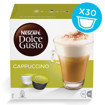 Nescafé Dolce Gusto Cappuccino Magnum Capsule caffè Tostatura scura 30 pezzo(i)