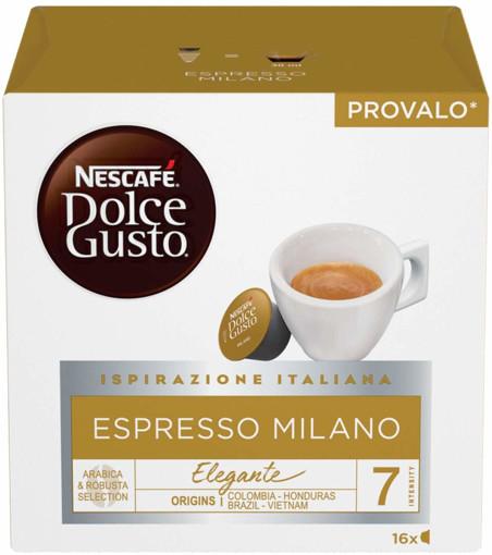 Nestle Nescafé Dolce Gusto Espresso Milano Capsule caffè 16 pezzo(i)