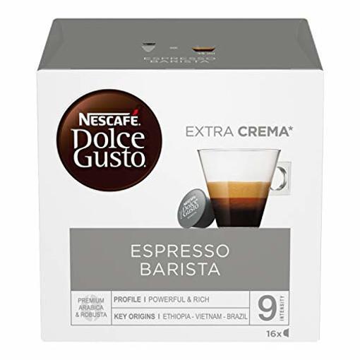 Nescafé Dolce Gusto Espresso Barista Capsule caffè 16 pezzo(i)