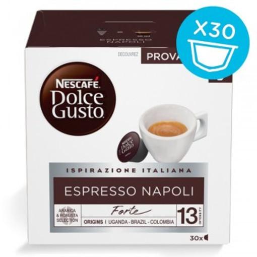 Nestle Nescafe Dolce Gusto Espresso Napoli Cialde caffè 30 pezzo(i)