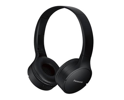 Panasonic RB-HF420BE-K cuffia e auricolare Padiglione auricolare Bluetooth Nero