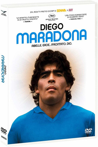 Eagle Pictures Diego Maradona. Con Booklet e Card (DVD)