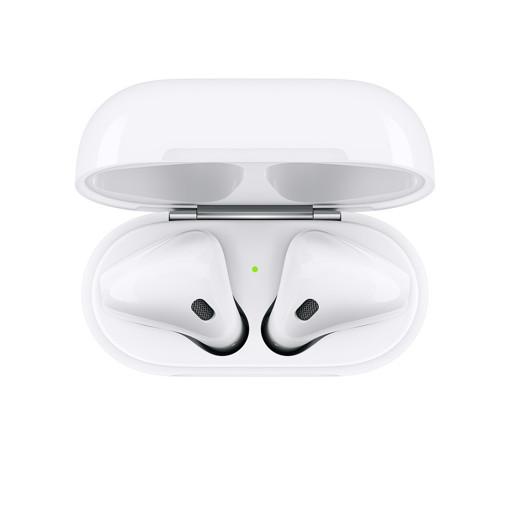 Apple AirPods con custodia di ricarica