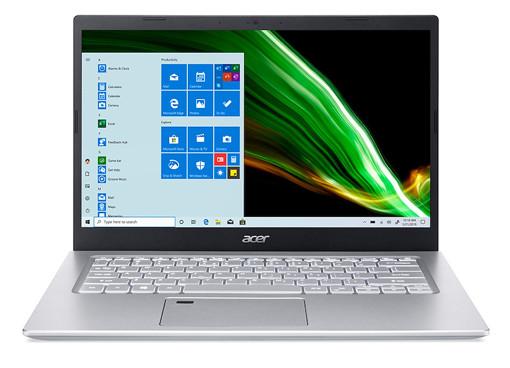 "Acer Aspire 5 A514-54-311D Computer portatile 35,6 cm (14"") 1920 x 1080 Pixel Intel® Core™ i3 di undicesima generazione 8 GB DDR4-SDRAM 512 GB SSD Wi-Fi 6 (802.11ax) Windows 10 Home Argento"