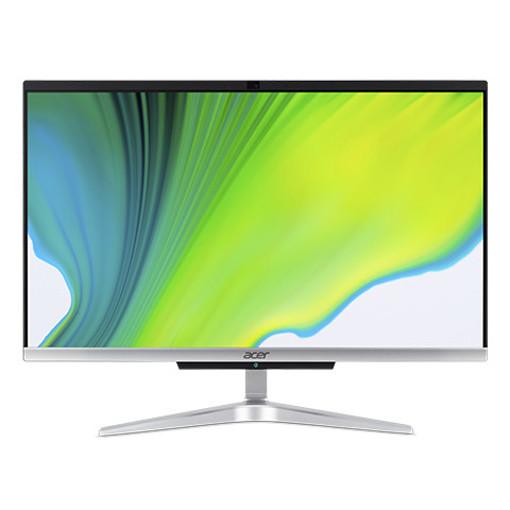 """Acer Aspire C24-963 60,5 cm (23.8"""") 1920 x 1080 Pixel Intel® Core™ i3 di decima generazione 8 GB DDR4-SDRAM 256 GB Windows 10 Home Wi-Fi 5 (802.11ac) PC All-in-one Nero"""