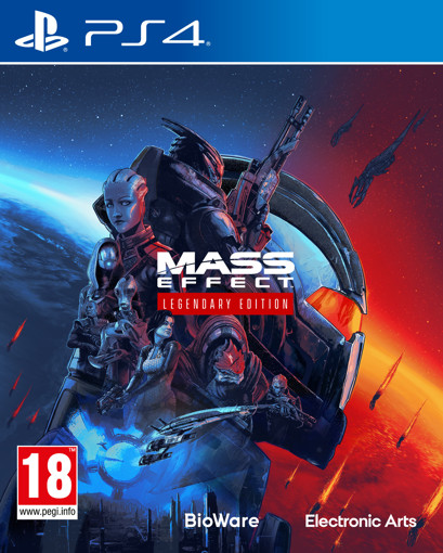 Electronic Arts Mass Effect Legendary Edition Inglese, ITA PlayStation 4