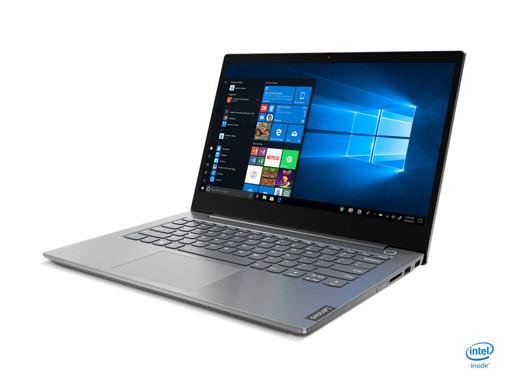"""Lenovo ThinkBook 14 Computer portatile 35,6 cm (14"""") 1920 x 1080 Pixel Intel® Core™ i5 di decima generazione 8 GB DDR4-SDRAM 256 GB SSD Wi-Fi 6 (802.11ax) Windows 10 Home Grigio"""