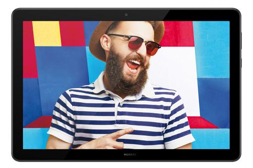 "Huawei MediaPad T5 4G LTE-TDD 32 GB 25,6 cm (10.1"") Hisilicon Kirin 2 GB Wi-Fi 5 (802.11ac) Android 8.0 Nero"