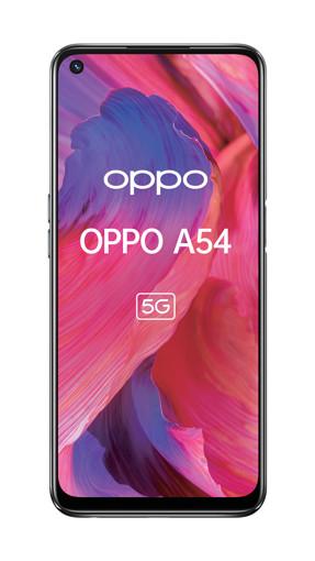 """Oppo A54 16,5 cm (6.5"""") Doppia SIM ColorOS 11.1 5G USB tipo-C 4 GB 64 GB 5000 mAh Nero"""