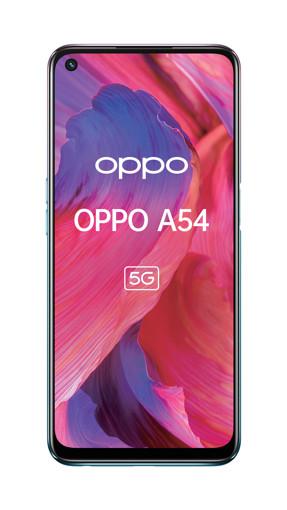 """Oppo A54 16,5 cm (6.5"""") Doppia SIM ColorOS 11.1 5G USB tipo-C 4 GB 64 GB 5000 mAh Porpora"""