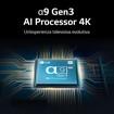 "LG OLED65CX6LA 165,1 cm (65"") 4K Ultra HD Smart TV Wi-Fi Nero, Argento"
