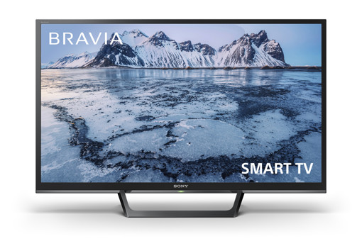 """Sony KDL32W6605 32"""" Edge LED, HDR, HD-Ready, Smart con Browser"""