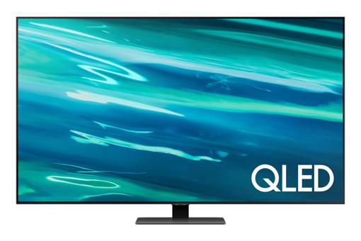 """Samsung Series 8 QE65Q80AAT 165,1 cm (65"""") 4K Ultra HD Smart TV Wi-Fi Argento"""