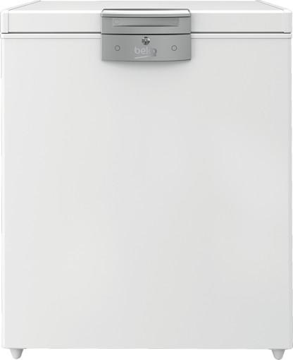 Beko HS14540N congelatore Libera installazione A pozzo 148 L E Bianco