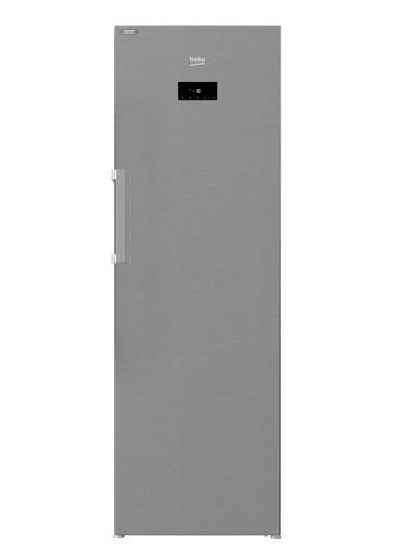 Beko RFNE312E43XN congelatore Libera installazione Verticale 275 L E Acciaio inossidabile