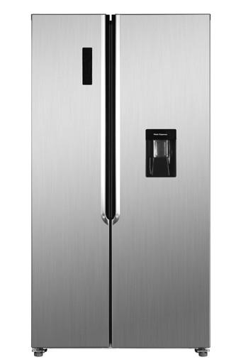 XD XDSBS269DIX frigorifero side-by-side Libera installazione 529 L E Acciaio inossidabile