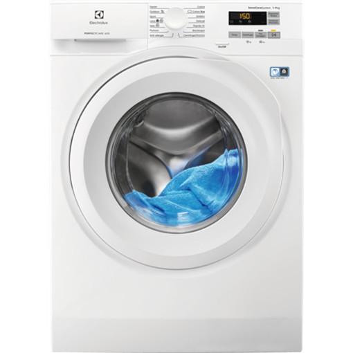 Electrolux EW6F594W lavatrice Libera installazione Caricamento frontale 9 kg 1400 Giri/min D Bianco