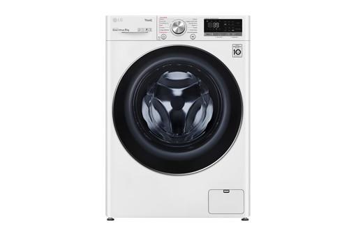 LG F4WV709S2E lavatrice Libera installazione Caricamento frontale 9 kg 1400 Giri/min A Bianco