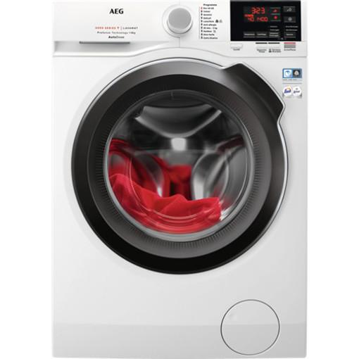 AEG L6FG84BQ lavatrice Libera installazione Caricamento frontale 8 kg 1400 Giri/min C Bianco