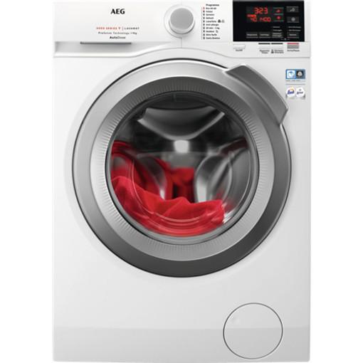 AEG L6FG94SQ lavatrice Libera installazione Caricamento frontale 9 kg 1400 Giri/min C Bianco