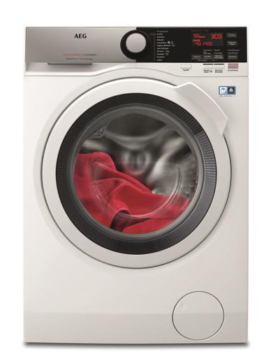 AEG L7FEE942 lavatrice Libera installazione Caricamento frontale 9 kg 1400 Giri/min C Bianco
