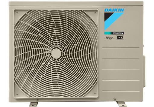 Daikin ATXC35B + ARXC35B Condizionatore MONO split system Bianco 12000 btu